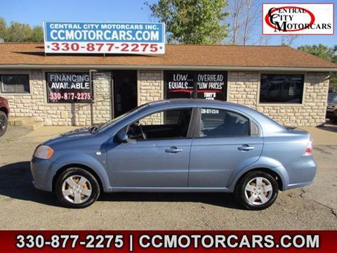 2008 Chevrolet Aveo for sale in Hartville, OH
