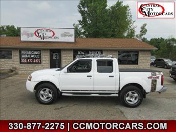 2001 Nissan Frontier for sale in Hartville, OH