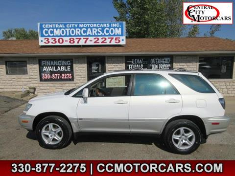 2002 Lexus RX 300 for sale in Hartville, OH