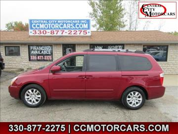 2007 Kia Sedona for sale in Hartville, OH