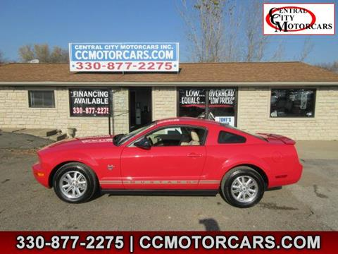 2009 Ford Mustang for sale in Hartville, OH