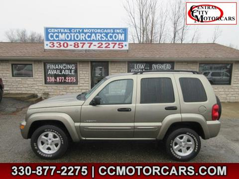 2004 Jeep Liberty for sale in Hartville, OH