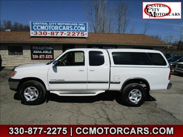 2001 Toyota Tundra for sale in Hartville, OH