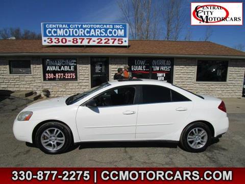2005 Pontiac G6 for sale in Hartville, OH