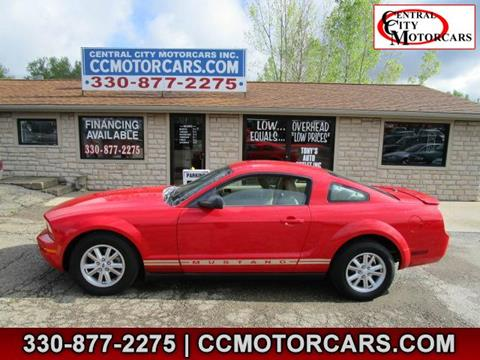 2007 Ford Mustang for sale in Hartville, OH