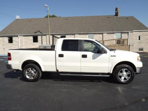 2007 Ford F-150 for sale in Martinsville, IN