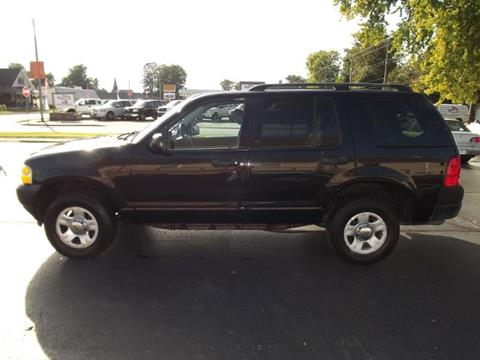 2003 Ford Explorer for sale in Martinsville, IN