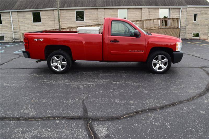 2008 Chevrolet Silverado 1500 K1500 - Martinsville IN