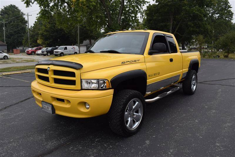 2000 Dodge Ram Pickup 1500  - Martinsville IN