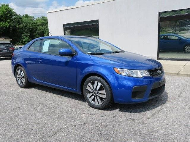 2013 Kia Forte Koup for sale at CROSSROADS AUTO SALES INC. in Alabaster AL