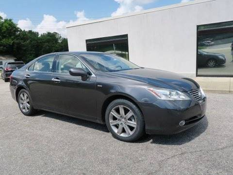2009 Lexus ES 350 for sale at CROSSROADS AUTO SALES INC. in Alabaster AL
