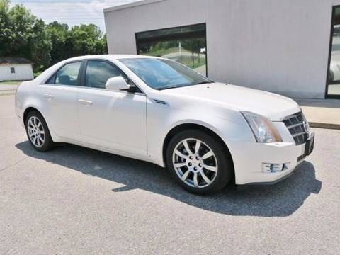 2009 Cadillac CTS for sale at CROSSROADS AUTO SALES INC. in Alabaster AL