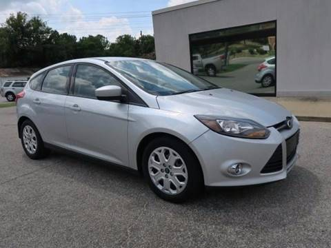 2012 Ford Focus for sale at CROSSROADS AUTO SALES INC. in Alabaster AL