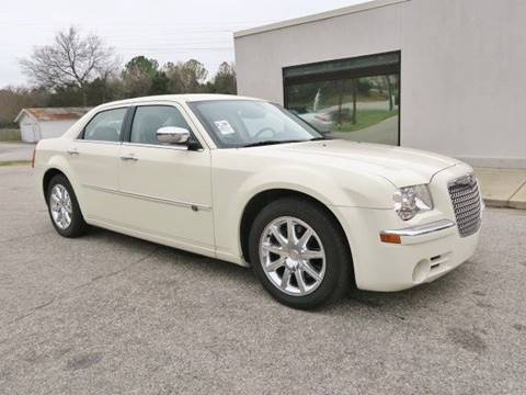 2010 Chrysler 300 for sale at CROSSROADS AUTO SALES INC. in Alabaster AL