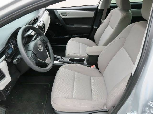 2016 Toyota Corolla for sale at CROSSROADS AUTO SALES INC. in Alabaster AL
