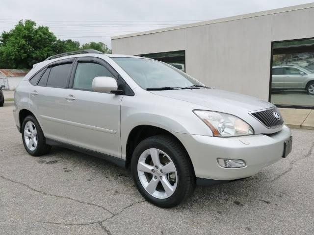 2007 Lexus RX 350 for sale at CROSSROADS AUTO SALES INC. in Alabaster AL