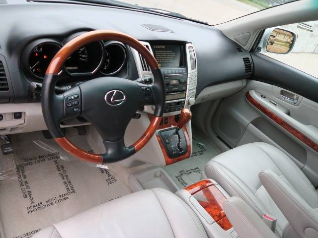 2007 Lexus RX 350 for sale at CROSSROADS AUTO SALES INC. in Alabaster AL
