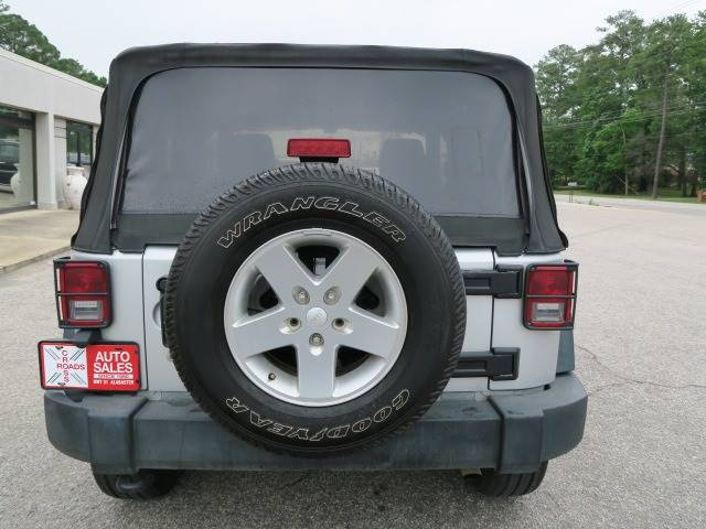 2012 Jeep Wrangler for sale at CROSSROADS AUTO SALES INC. in Alabaster AL