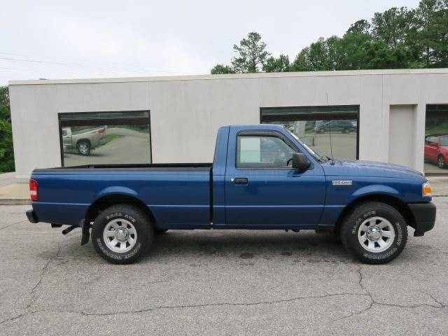 2009 Ford Ranger for sale at CROSSROADS AUTO SALES INC. in Alabaster AL