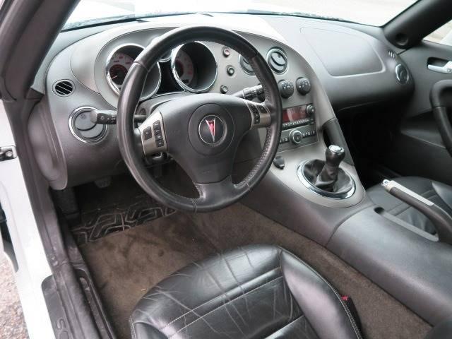 2006 Pontiac Solstice for sale at CROSSROADS AUTO SALES INC. in Alabaster AL