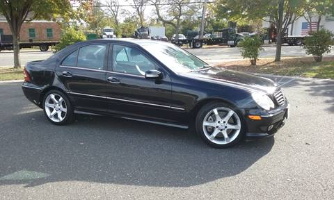 2007 Mercedes-Benz C-Class for sale in Baldwin, NY