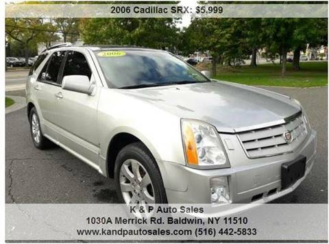 2006 Cadillac SRX for sale in Baldwin, NY