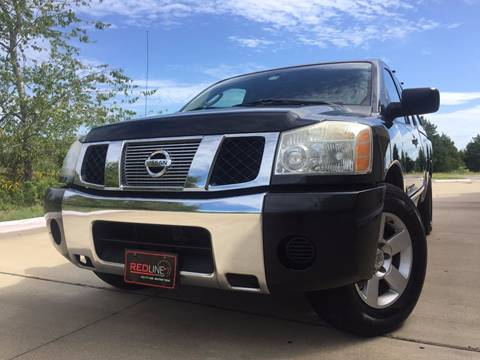 2007 Nissan Titan for sale in Bastrop, TX