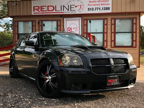 2006 Dodge Magnum for sale at REDLINE AUTO SALES LLC in Cedar Creek TX