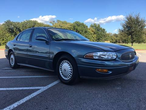2001 Buick LeSabre for sale at REDLINE AUTO SALES LLC in Cedar Creek TX