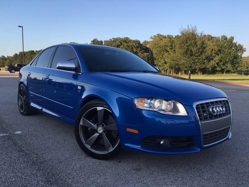 Audi S Quattro In Cedar Creek TX REDLINE AUTO SALES LLC - Audi s4 for sale