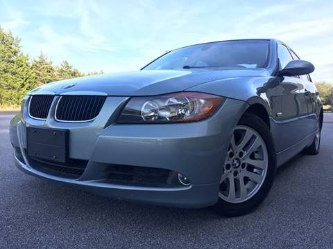 2006 BMW 3 Series for sale at REDLINE AUTO SALES LLC in Cedar Creek TX