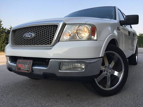 2004 Ford F-150 for sale in Bastrop, TX