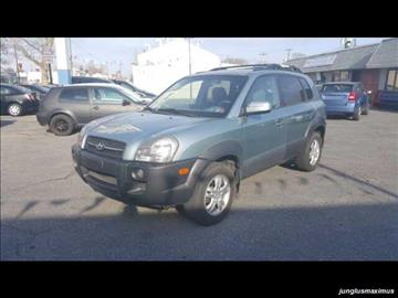2007 Hyundai Tucson for sale in Allentown, PA