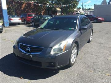 2008 Nissan Maxima for sale in Allentown, PA