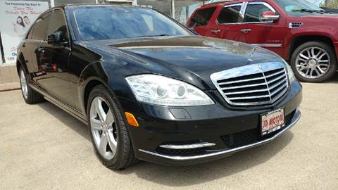 2010 Mercedes-Benz S-Class for sale at JD Motors in Fulton NY
