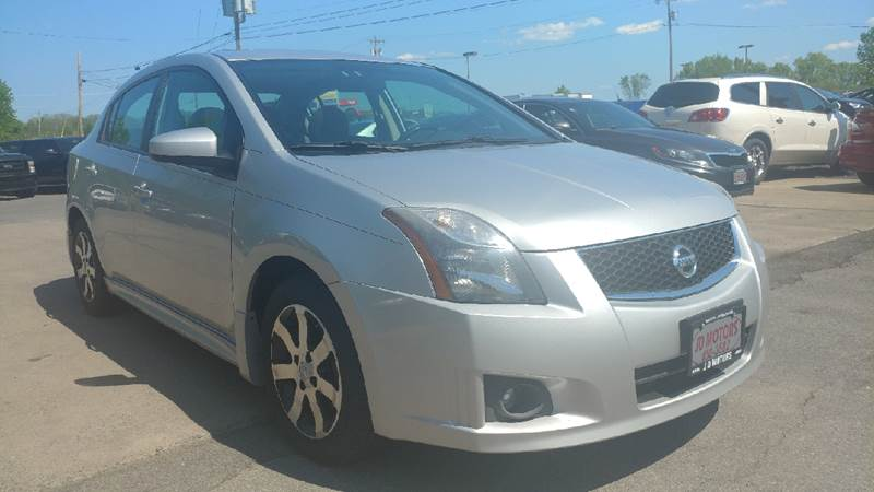 2012 Nissan Sentra for sale at JD Motors in Fulton NY