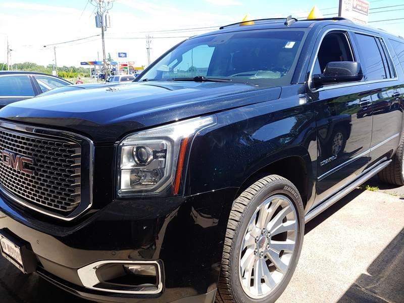 2015 GMC Yukon XL for sale at JD Motors in Fulton NY