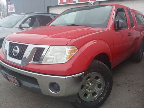 2010 Nissan Frontier for sale at JD Motors in Fulton NY