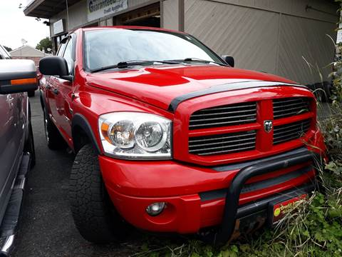 2008 Dodge Ram Pickup 1500 for sale in Fulton, NY