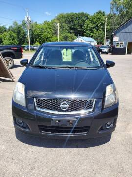 2011 Nissan Sentra for sale at JD Motors in Fulton NY