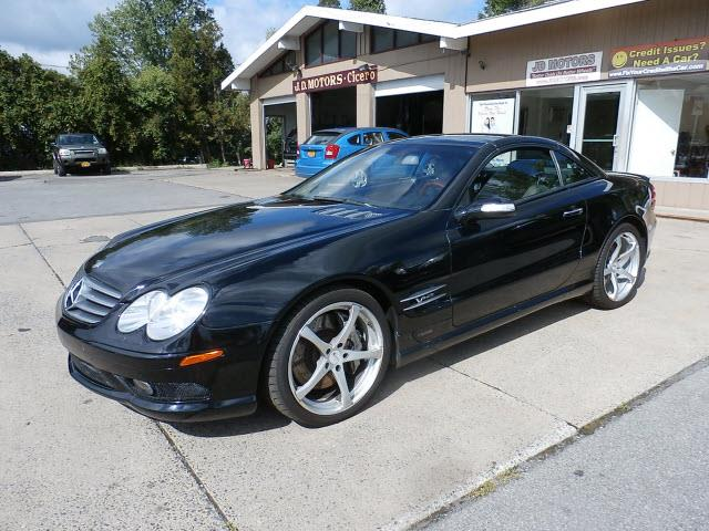 2004 Mercedes-Benz SL-Class for sale at JD Motors in Fulton NY