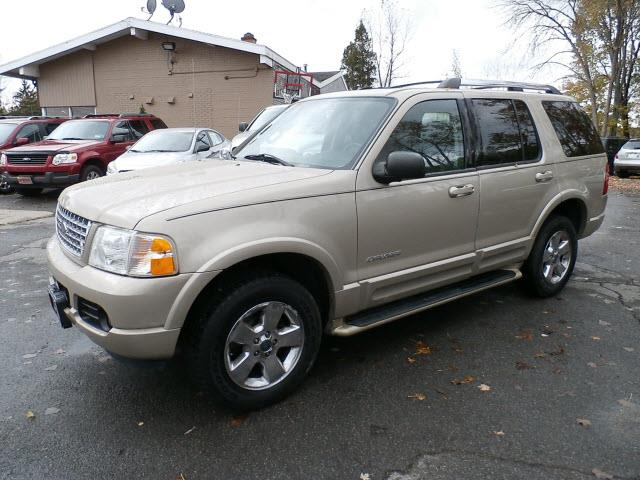 2005 Ford Explorer Limited 4wd 4dr Suv In North Syracuse
