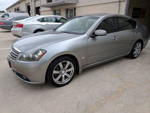 2007 Infiniti M35 for sale in Houston TX