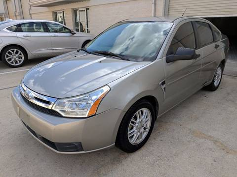 2008 Ford Focus for sale in Houston TX
