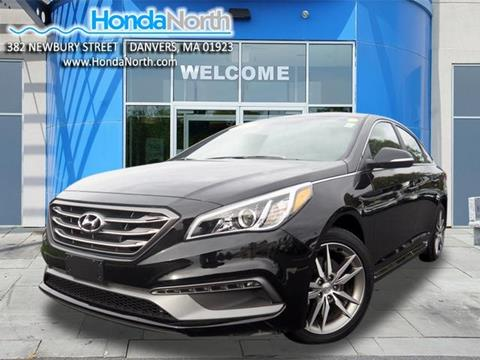 2017 Hyundai Sonata for sale in Danvers, MA