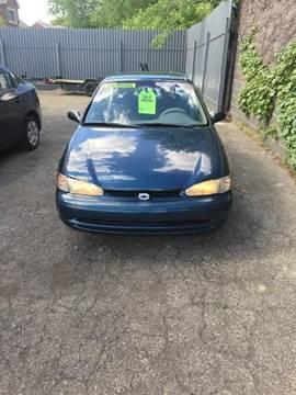 2001 Chevrolet Prizm for sale in Detroit, MI