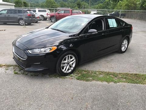 2016 Ford Fusion for sale in Ivel, KY