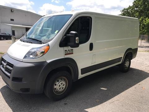 2017 RAM ProMaster Cargo for sale in Ivel, KY