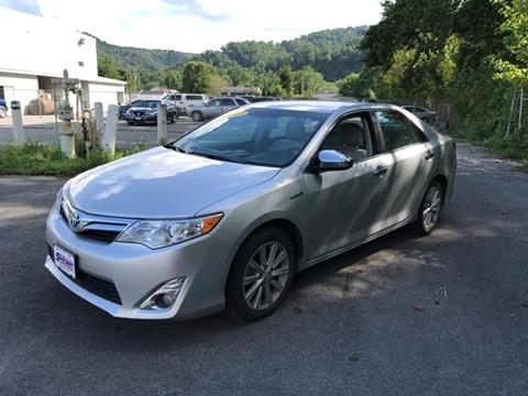 2013 Toyota Camry Hybrid for sale in Ivel, KY