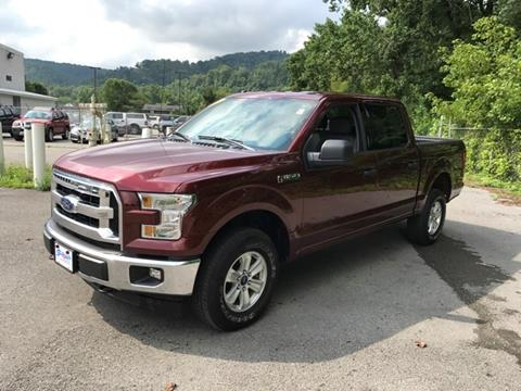 2017 Ford F-150 for sale in Ivel, KY